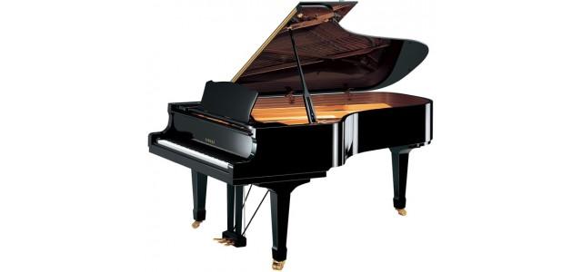 雅马哈三角钢琴c7